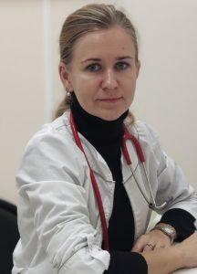 Никалева Анастасия Юрьевна